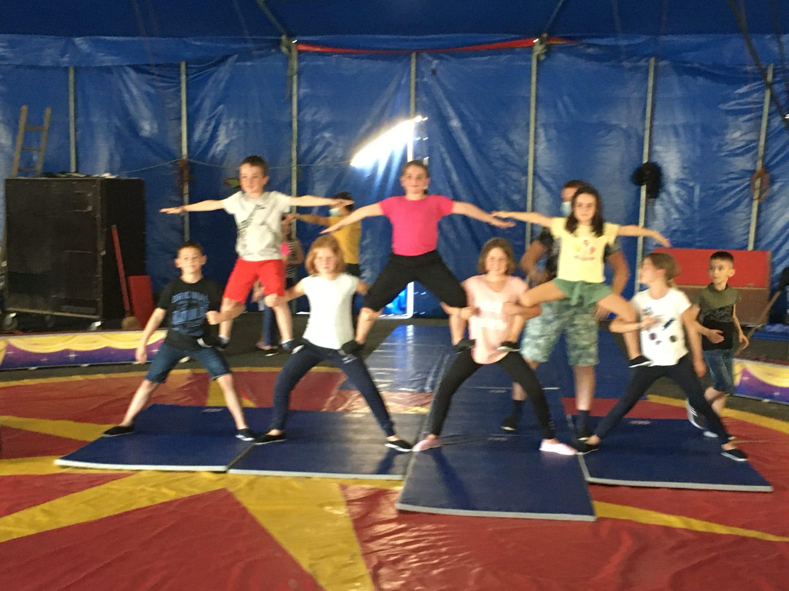 3ème jour de cirque