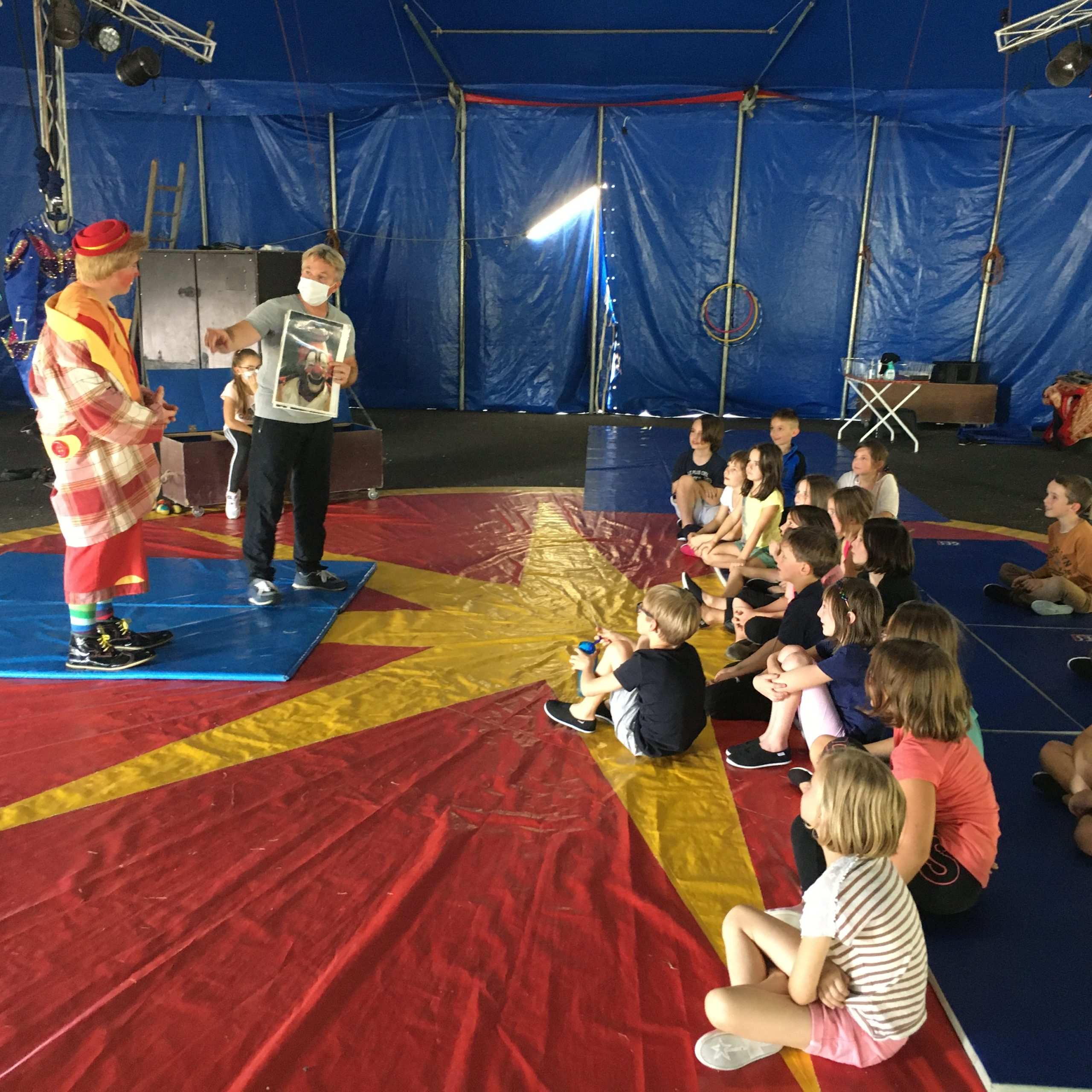 2ème jour de cirque